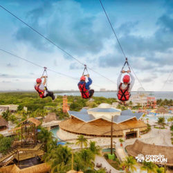 ventura-park-parque-cancun-tirolesa