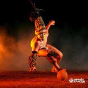 xcaret-cancun-ator-danca-com-a-bola-show-noturno