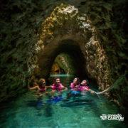 xcaret-cancun-grupo-casais-no-rio-subterraneo