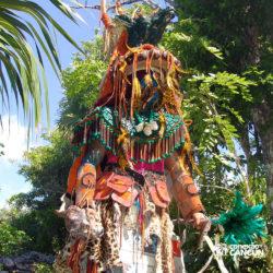xel-ha-coba-parque-cancun-escultura-cultural