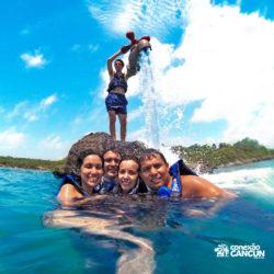 xel-ha-coba-parque-cancun-familia-na-agua