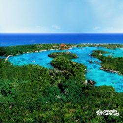 xel-ha-parque-cancun-visao-area-lagoa