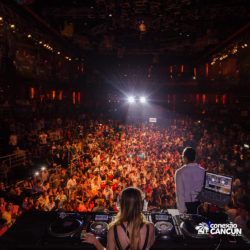 balada-noitada-boate-festa-the-city-cancun-visao-aerea-da-pista-de-danca