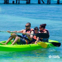 clube-de-praia-caribbean-funday-isla-mujeres-cancun-familia-no-kayak