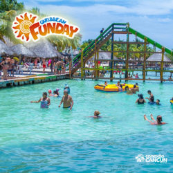 clube-de-praia-caribbean-funday-isla-mujeres-cancun-piscina