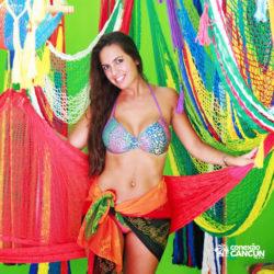 clube-de-praia-discovery-chankanaab-cozumel-cancun-mulher-enrolada-em-redes