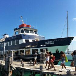 clube-de-praia-isla-discovery-dolphin-discovery-isla-mujeres-cancun-embarcacao