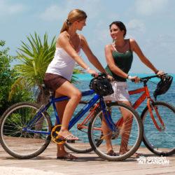clube-de-praia-isla-discovery-dolphin-discovery-isla-mujeres-cancun-passeio-de-bicicleta