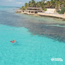 clube-de-praia-park-garrafon-dolphin-discovery-isla-mujeres-cancun-vista-area-mar
