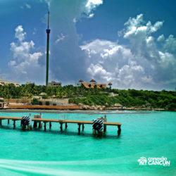 clube-de-praia-park-garrafon-dolphin-discovery-isla-mujeres-cancun-vista-para-o-mar
