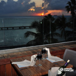 dolphin-royal-swim-vip-plus-isla-mujeres-cancun-visao-restaurante-por-do-sol