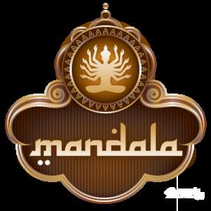 Logomarca Mandala-Cancun
