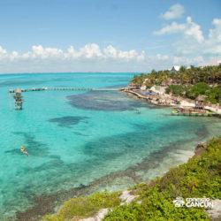 parque-garrafon-dolphin-discovery-royal-swim-vip-plus-isla-mujeres-cancun-praia