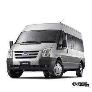 van do transporte - Transfer Aeroporto-Cancun