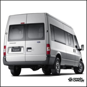 van do transporte - transfer-Hotel-Marina