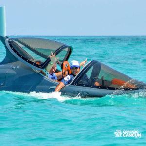 Passeio no Sea breacher-Water