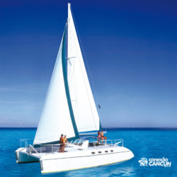 dolphin-discovery-catamara-encontro-golfinho-isla-mujeres-cancun-barco