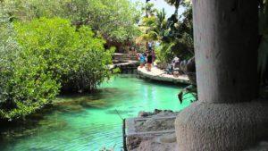Turismo em Cancun: Parque Xcaret.