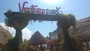 Turismo em Cancun: Ventura Park.